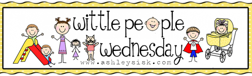 Wittle People Wednesday – Merry Christmas!