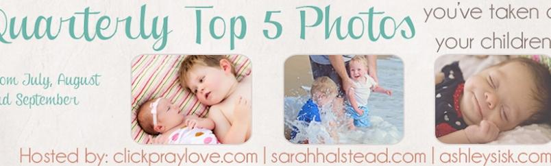 September Quarterly Top 5 Link Up!
