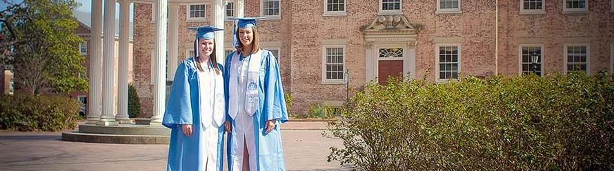 UNC Graduation Portrait Session Preview
