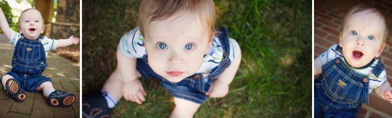 Declan: 9 Month Old Portrait Preview