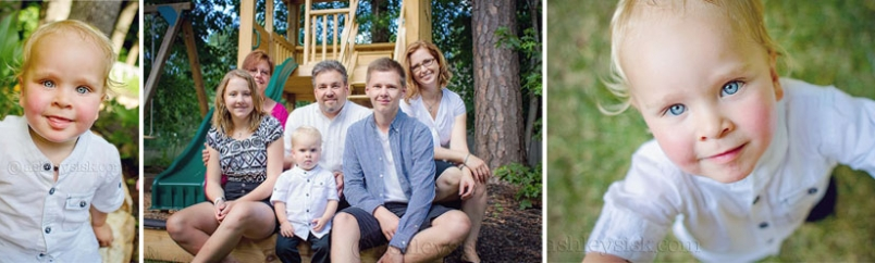 "The ""H"" Family – Portrait Session Preview"