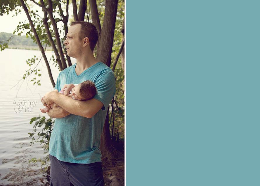 Jeremy holding Felicity