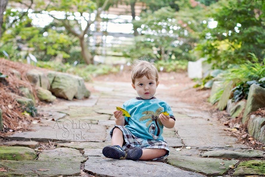 Child Portrait, Raleigh, NC