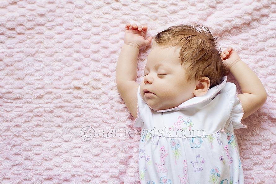 Felicity Sleeps