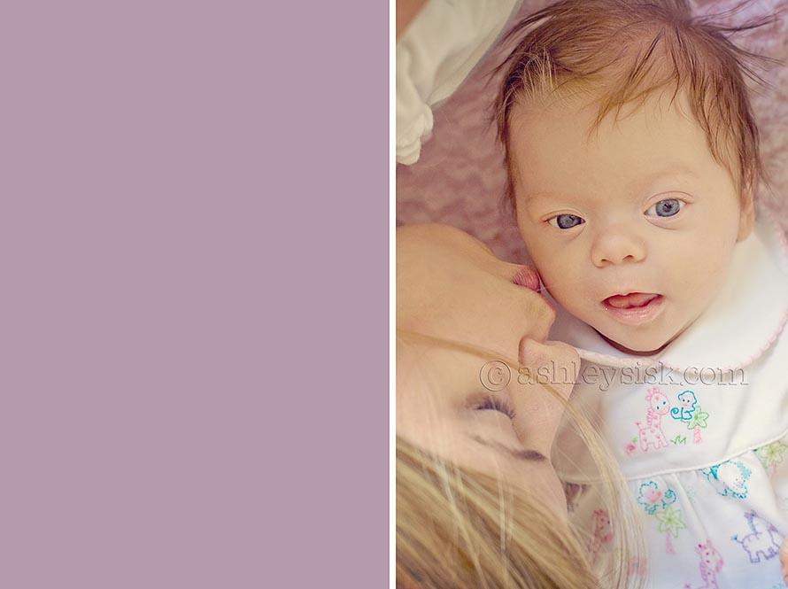 Felicity - blue eyes