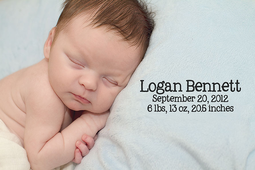 Rocky Mount Newborn Photographer