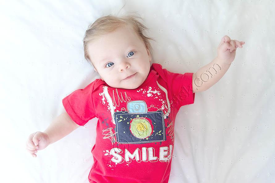 Felicity says SMILE