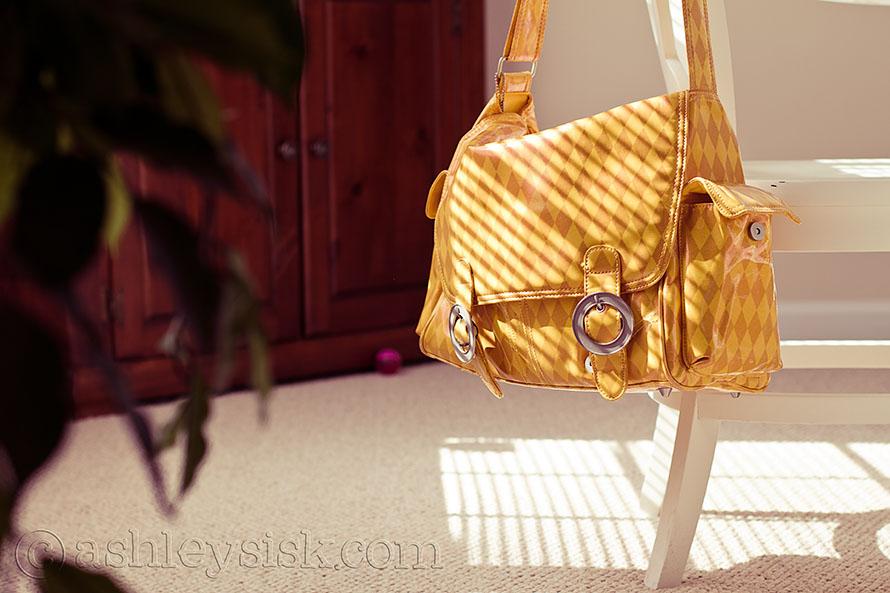 Kalencom Harlequin bag