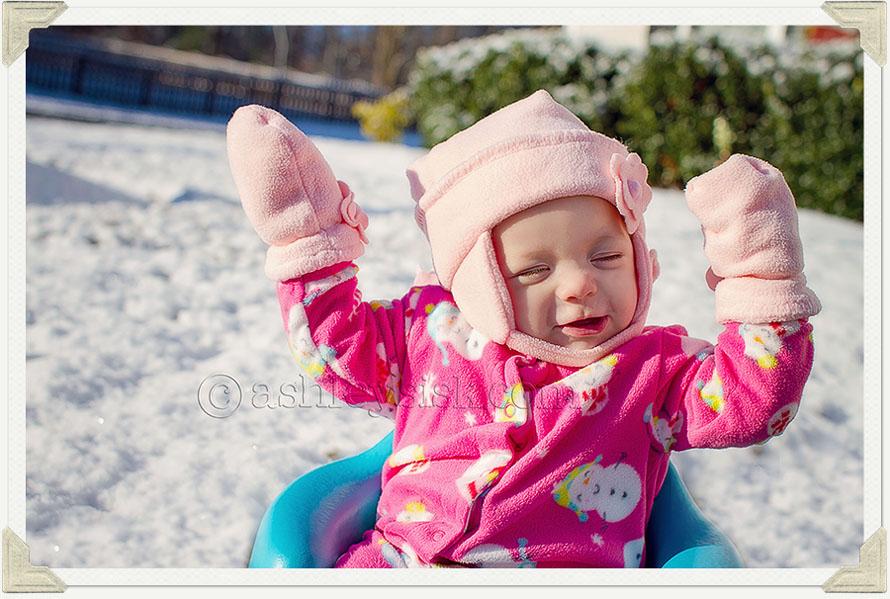 First Snow blog