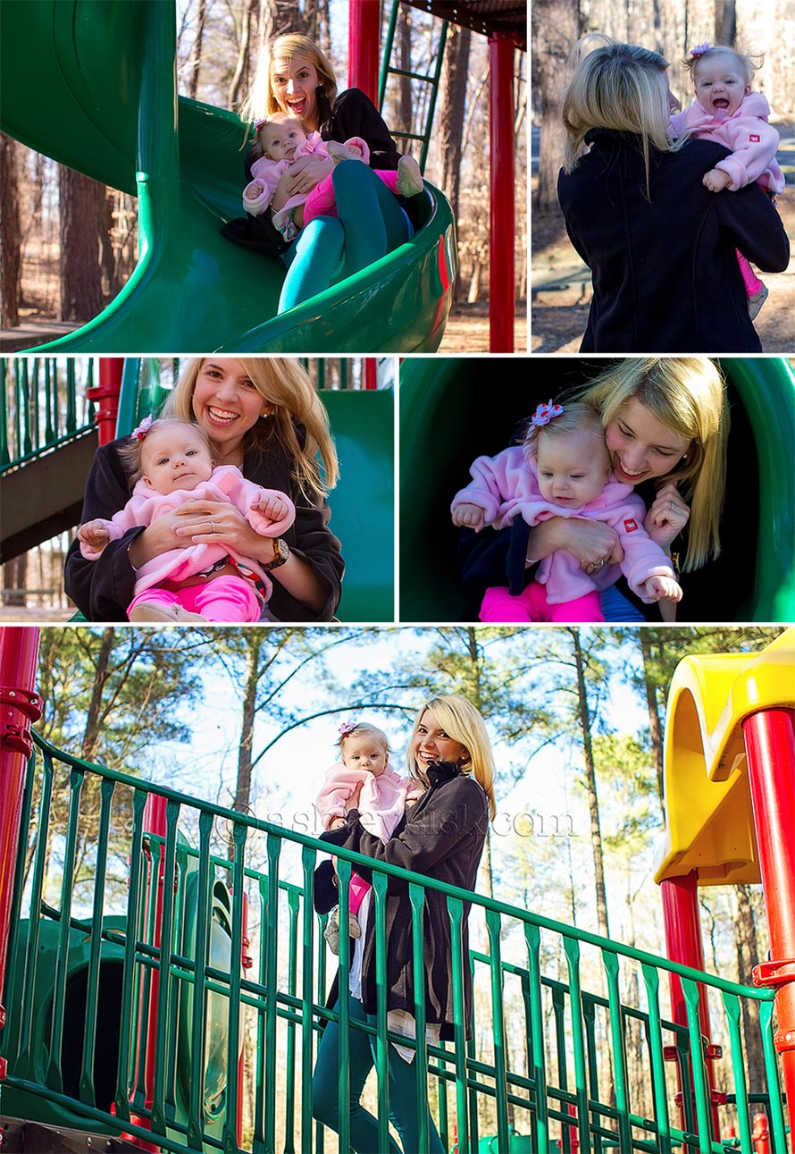 At the Park Collage