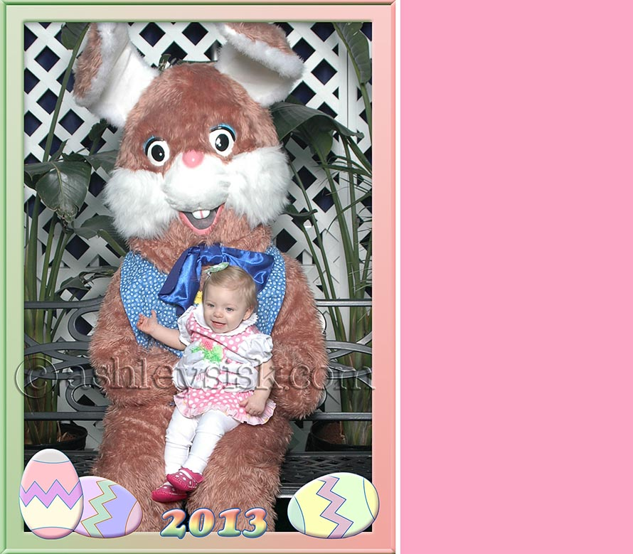 Easter Bunny 2013 RS