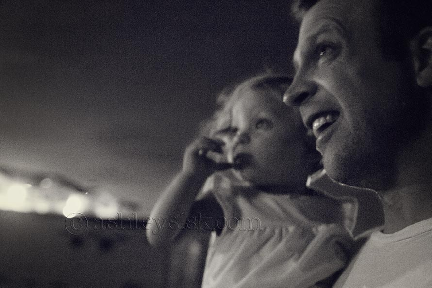Fireworks with Daddy 1 RS