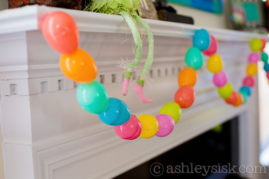 easter garland RS
