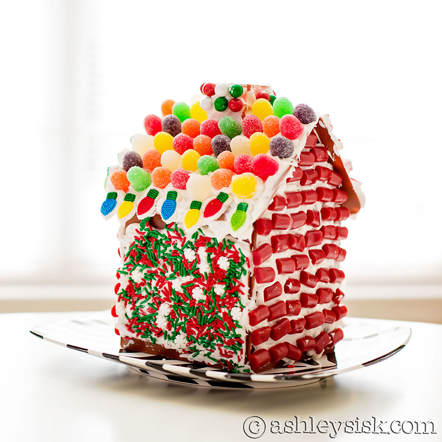 Gingerbread House 2014 RS