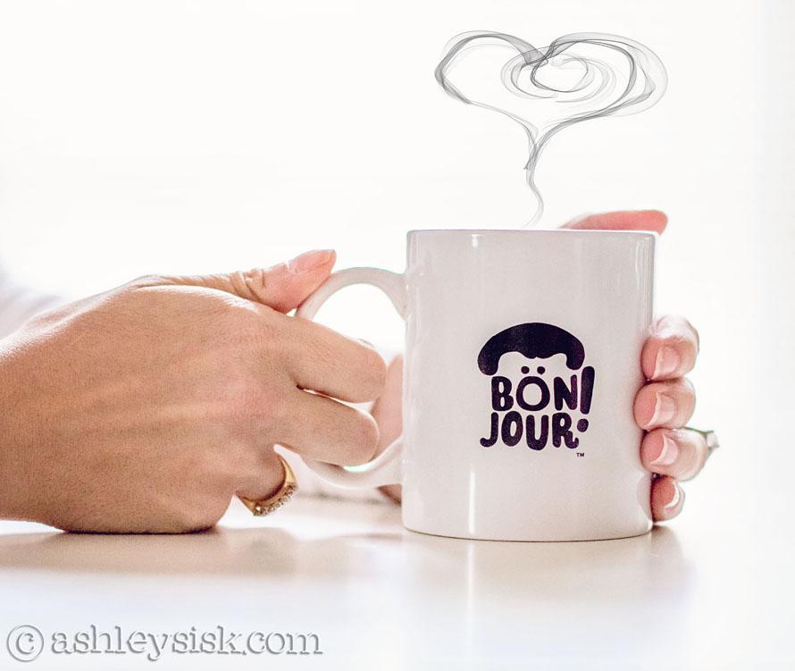 bonjour mug 890
