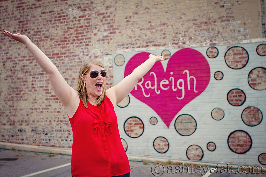 Love Raleigh - Beth RS