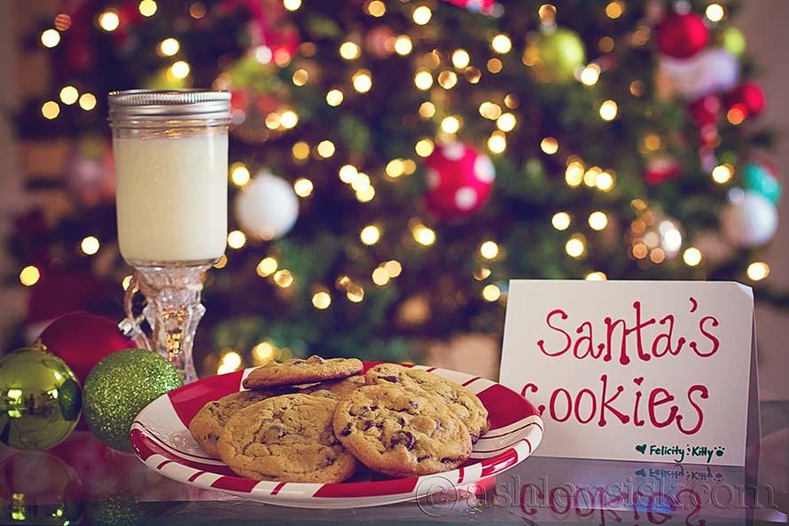 Santas Cookies RS